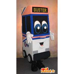 ATM mobile mascot costume professional - MASFR001662 - Mascots of objects
