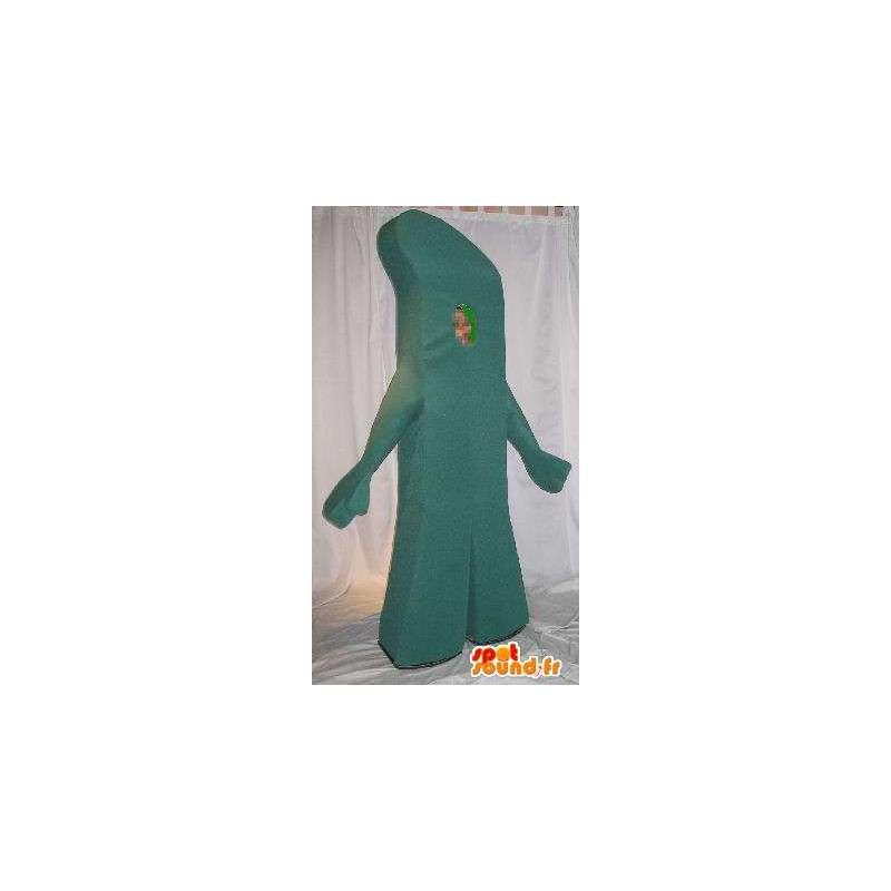 Mascot die einen Baumstamm Wald-Verkleidung - MASFR001686 - Maskottchen der Pflanzen