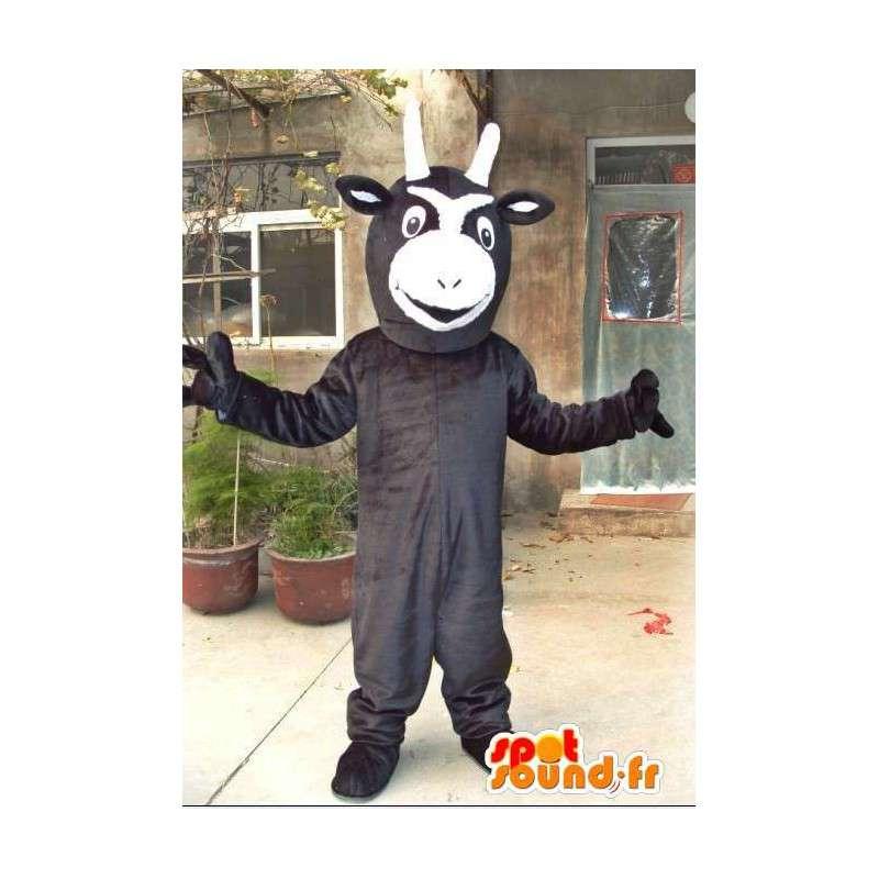 Mascotte de caribou, déguisements d'animaux du Canada - MASFR001692 - Animaux de la forêt