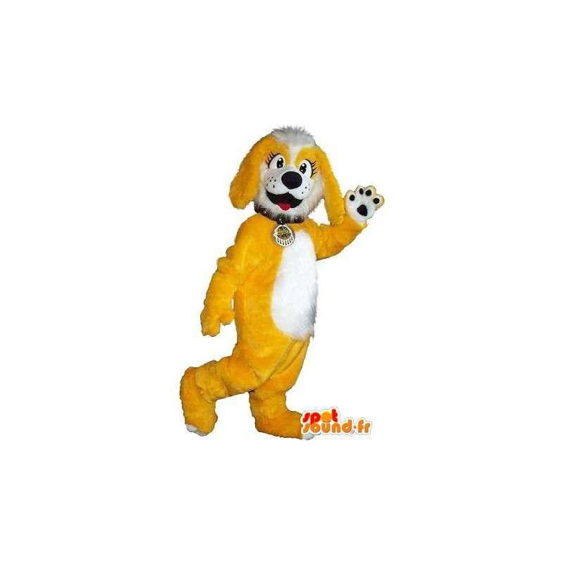 Maskotka szczeniak, kuba przebranie - MASFR001720 - dog Maskotki