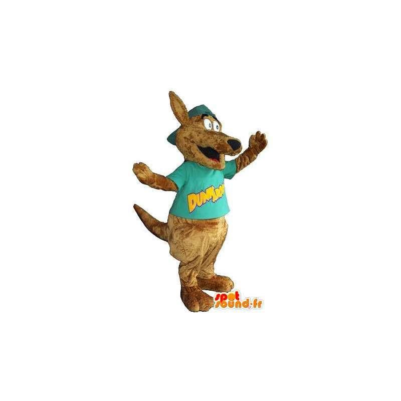 Von einem Hund Maskottchen Kostüm Hund - MASFR001728 - Hund-Maskottchen