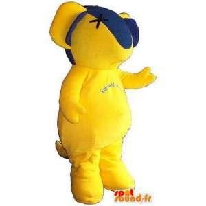 Representing a Koala mascot costume type