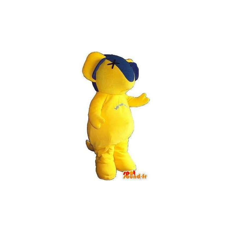 Mascot wat neerkomt op een Koala Natuur vermomming - MASFR001732 - Koala Mascottes