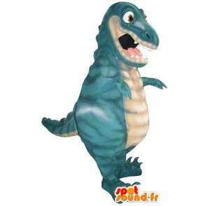Boze draak mascotte, woest vermomming - MASFR001765 - Dragon Mascot
