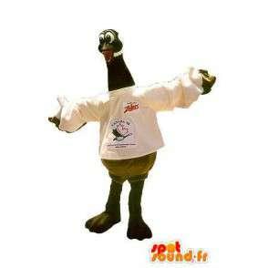 Goose mascotte costume uccello casa - MASFR001770 - Mascotte degli uccelli