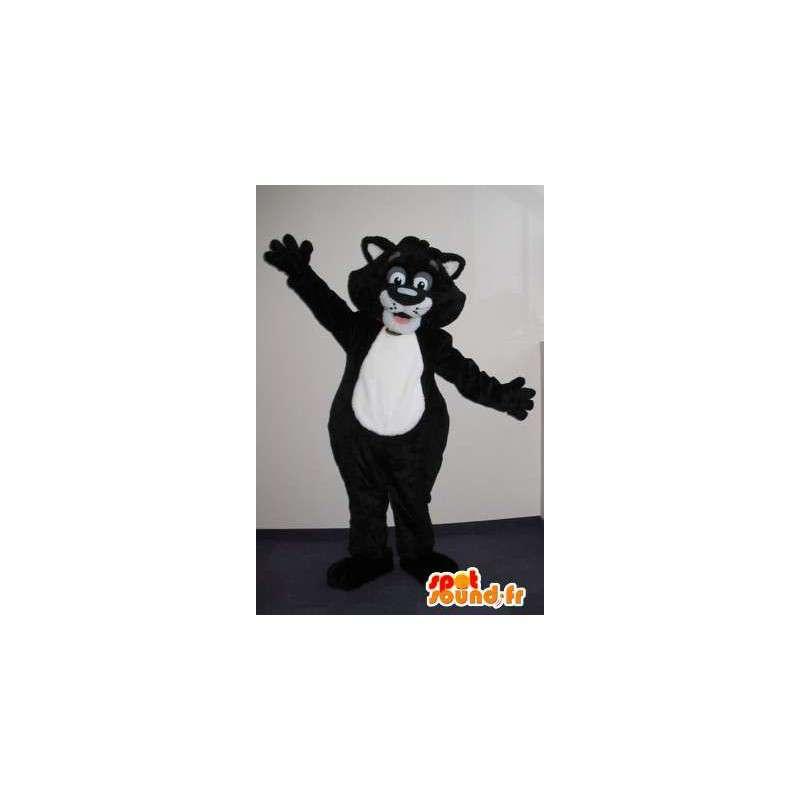 Mascotte de peluche de chat, déguisement de gros minet - MASFR001834 - Mascottes de chat