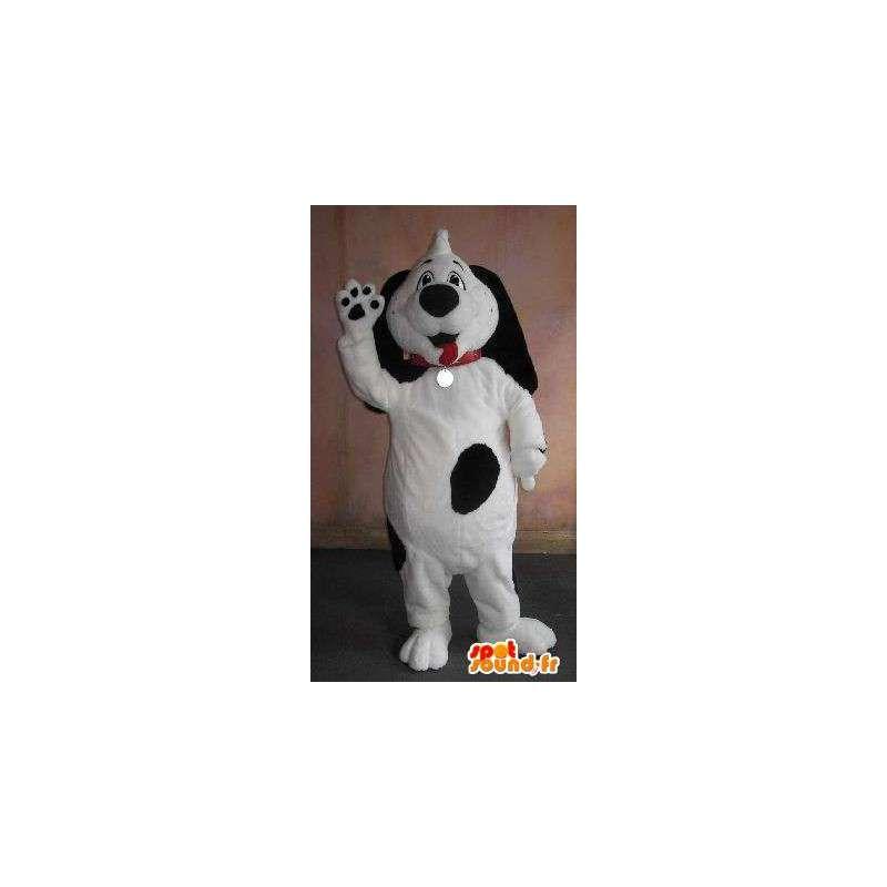 Babyen maskot Dalmatiner kostyme teddy - MASFR001858 - Barnemaskoter