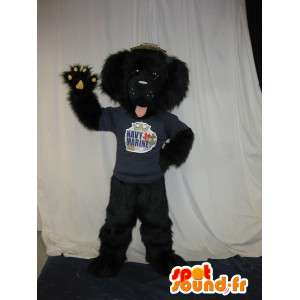 Mascot puppy, pet costume