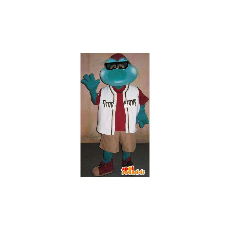 Insect mascotte casual gekleed, insect vermomming - MASFR001864 - mascottes Insect