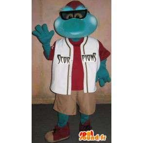 Insetto mascotte casuale, insetto costume - MASFR001864 - Insetto mascotte