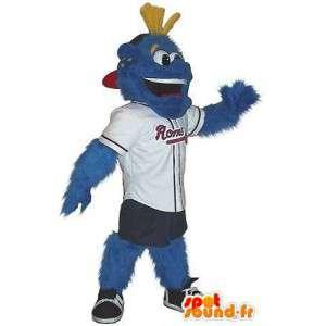 Furry plyschmaskot, sportförklädnad - Spotsound maskot