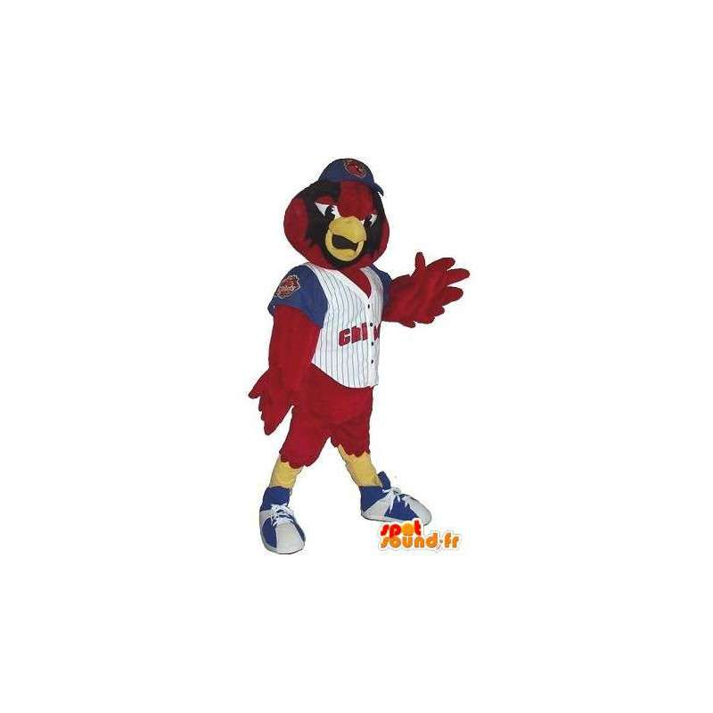 Mascot eagle American football, American football disguise - MASFR001949 - Sports mascot