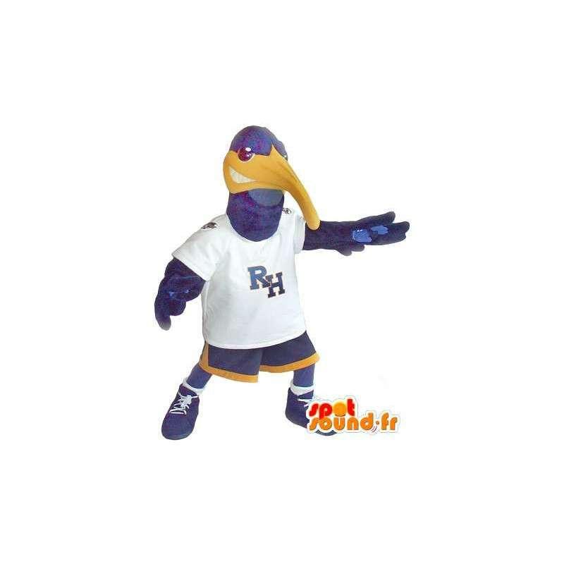 Stellvertretend für eine Ente Maskottchen Sport Verkleidung - MASFR002007 - Enten-Maskottchen