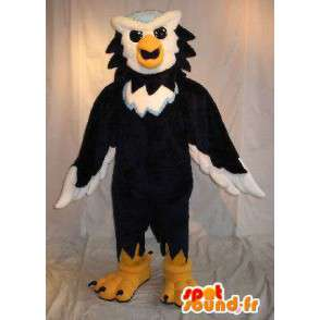 Mascot hybrid creature, crossing eagle and owl - MASFR002032 - Mascot of birds
