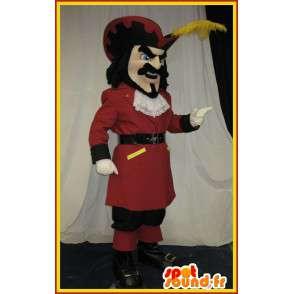 Mascotte de gentilhomme du 17e siècle, costume historique - MASFR002046 - Mascottes Homme