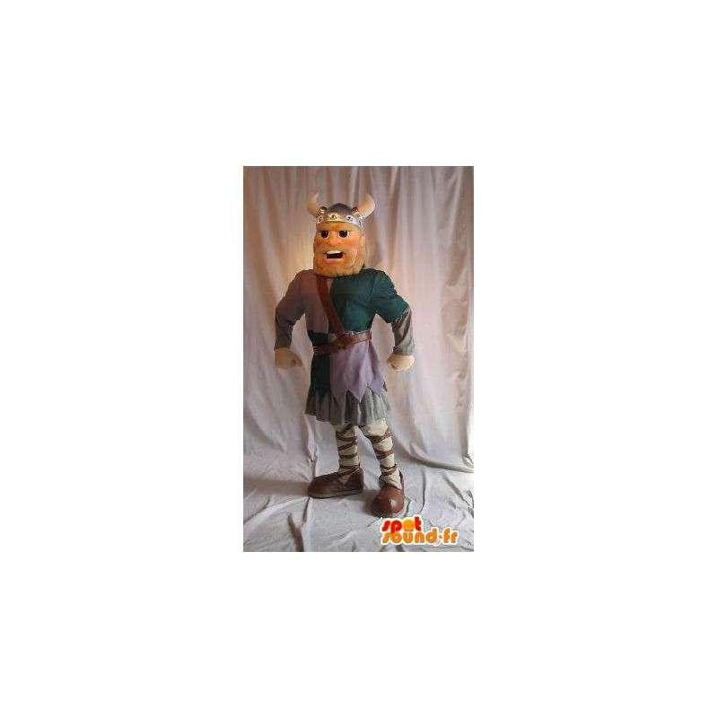 Maskotka galijskiej charakteru, historyczny kostium - MASFR002067 - Mascottes Astérix et Obélix