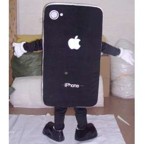 Mascot matkapuhelin iPhone - MASFR002093 - Mascottes de téléphones