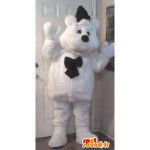 Mascot teddybeer, vermomming