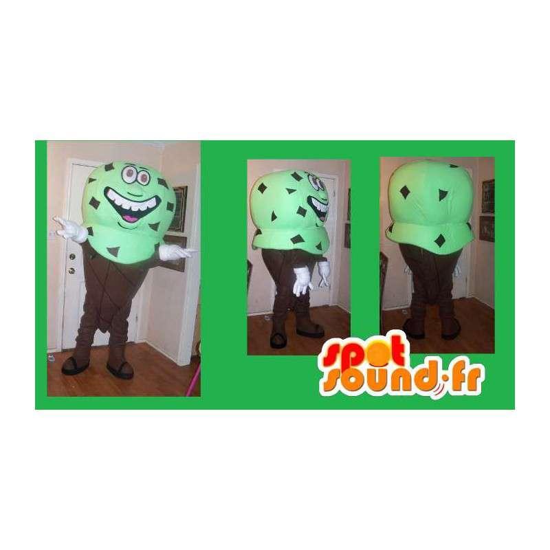 Monster Mascot Space Fancy videospill - MASFR002216 - Maskoter monstre