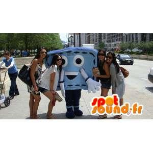 Rectangular mascot costume Promotion - MASFR002240 - Mascots unclassified