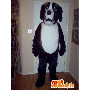Saint Bernard mascot plush costume dog