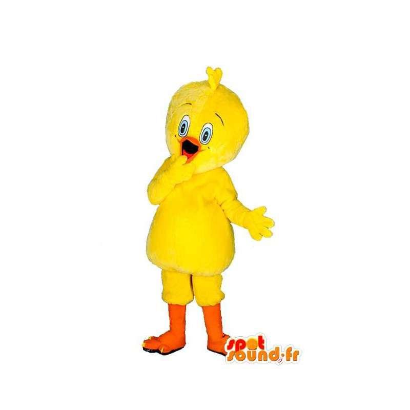 Mascot Titi - Canarische Costume