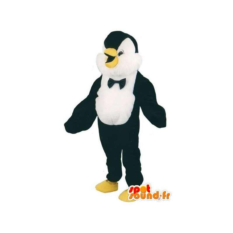 Costume de pingouin en smoking - Mascotte pingouin