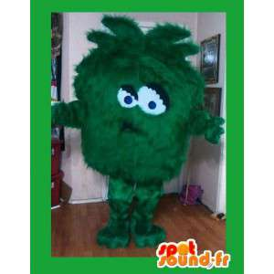 Kostüme alle haarigen grün...