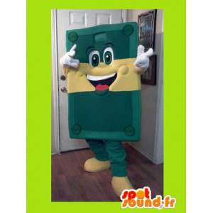 Mascot bundle of dollar ticket - Disguise greenback