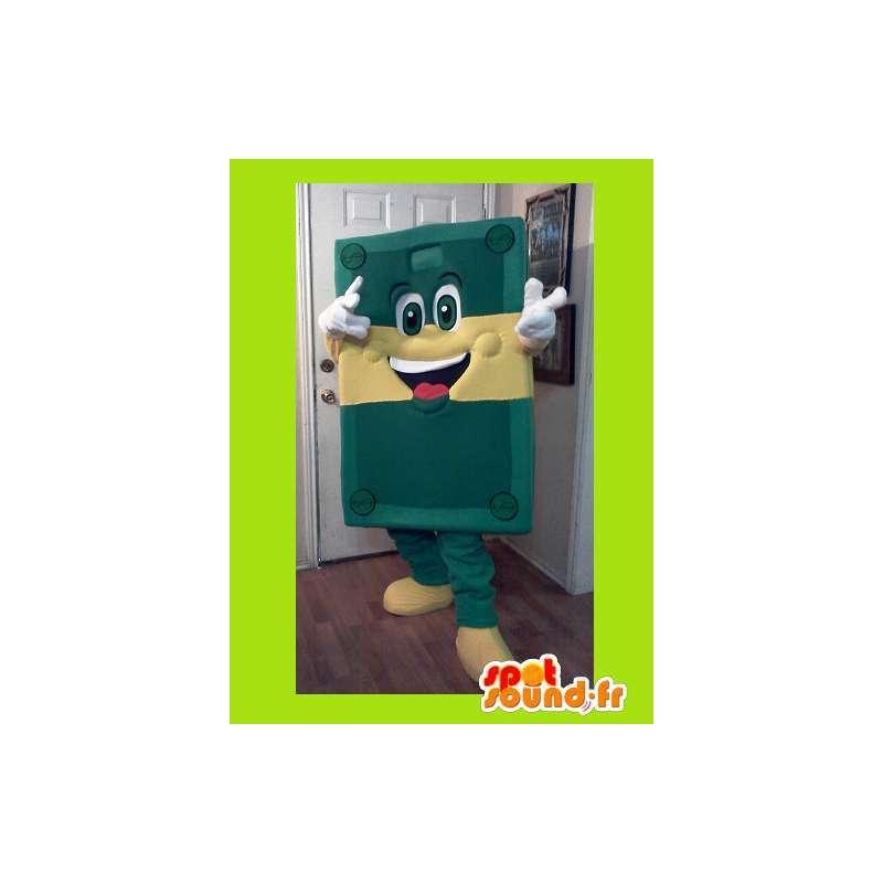 Mascot bundle of dollar ticket - Disguise greenback