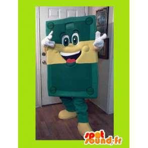 Mascot fajo de billetes de dólares - dólar Disguise
