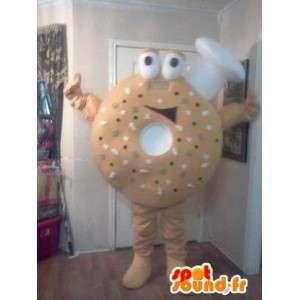 Donuts maskot - kæmpe donut kostume - Spotsound maskot
