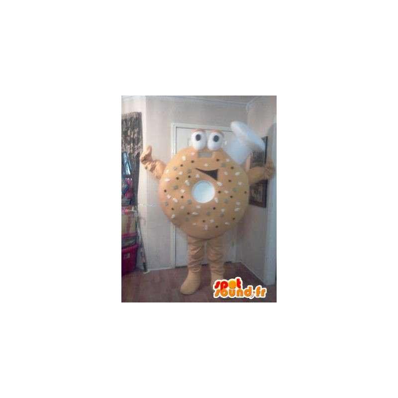 Mascotte Donuts - Costume géant de beignet - MASFR002603 - Mascottes Fast-Food