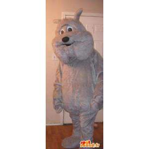 Berühmte Maskottchen Bulldogge Hector Tweety und Sylvester - MASFR002728 - Maskottchen Tweety und Sylvester