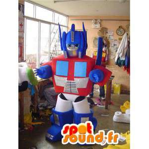 マスコットトランスフォーマー-変装ロボットトランスフォーマー-MASFR002776-ロボットマスコット