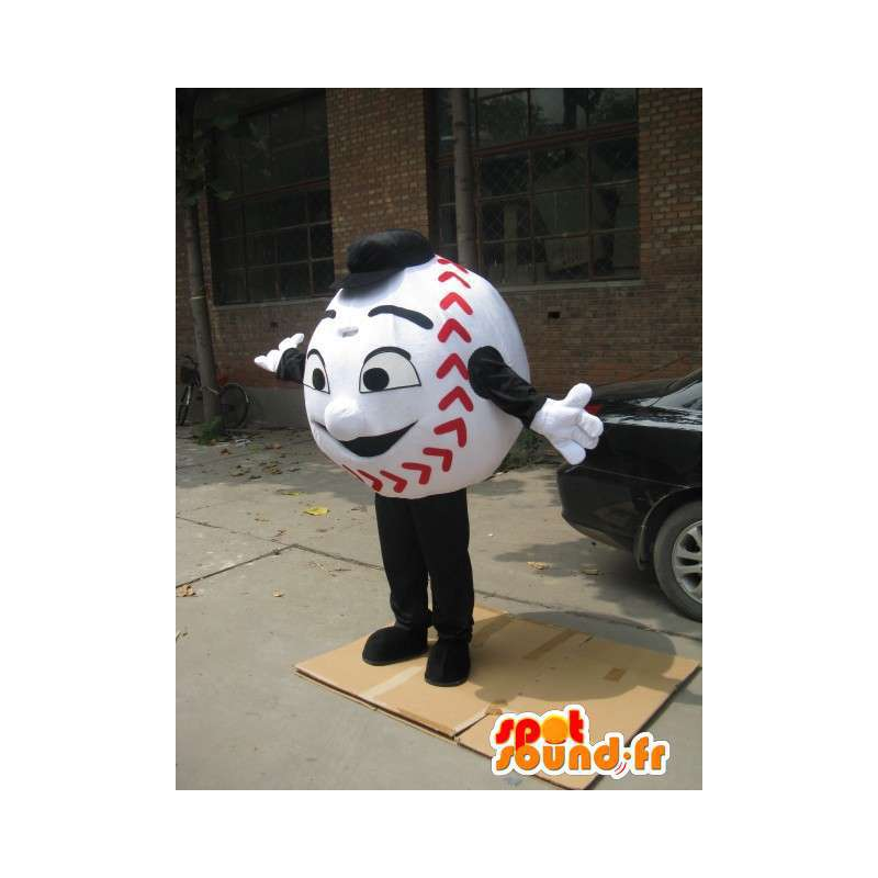 Mascot Ball Bal van de Basis - fundamentele menselijke Costume Ball - MASFR00221 - man Mascottes