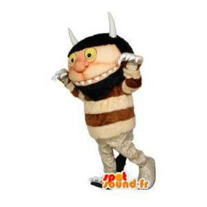 Mascot Hobbit - Disguise Hobbit Monster - MASFR002928 - Monster-Maskottchen