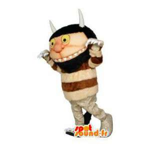 Mascot hobbit - Monster Costume hobbit - MASFR002928 - Monsters mascots