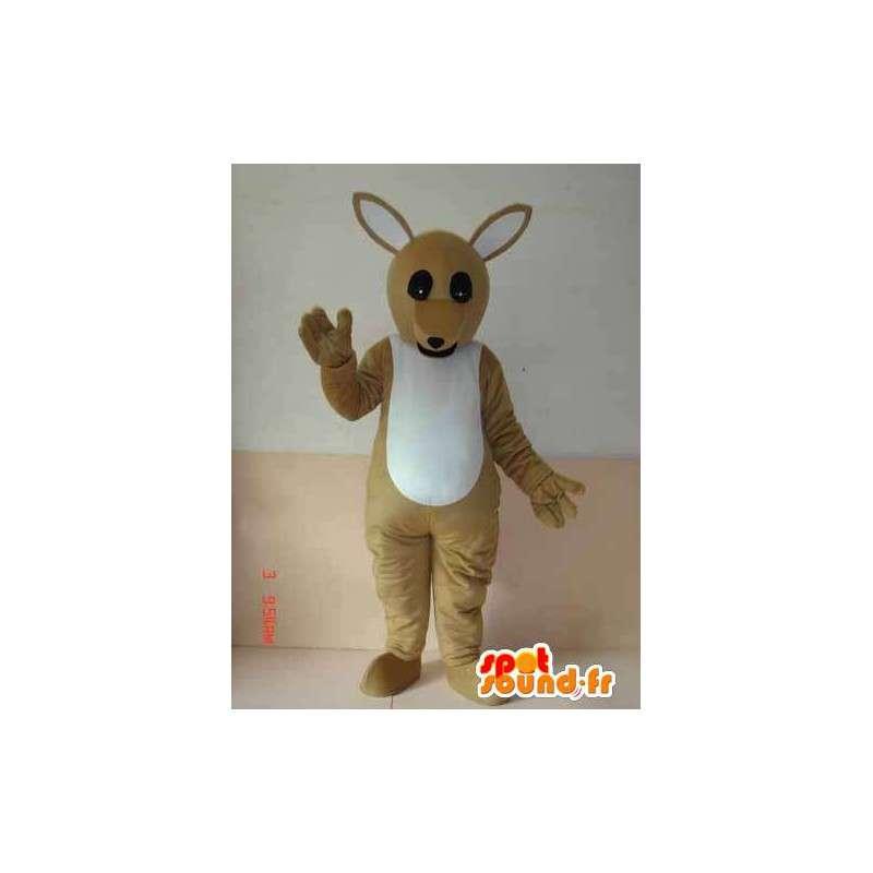 Australia canguro mascota - Basic Grey Modelo - expreso - MASFR00239 - Mascotas de canguro