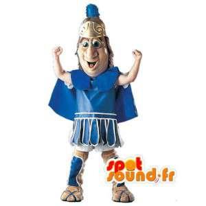 Maskotti perinteisiä roomalaisia - Roman perinteinen puku