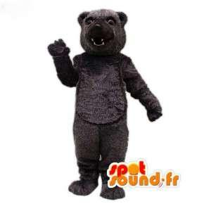 Mascot gigantisk størrelse Grizzlies - Grizzlies Costume - MASFR003058 - bjørn Mascot