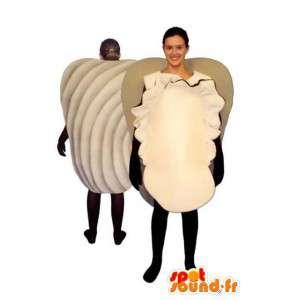 Shell maskotka - skorupiak Disguise - MASFR003186 - Mascot Kury - Koguty - Kurczaki