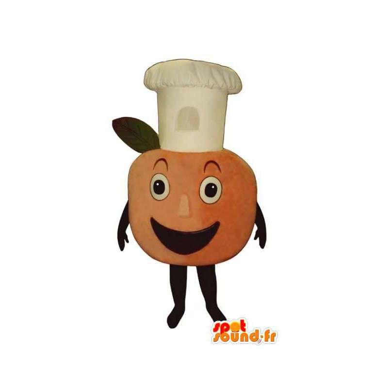 Mascot Giant Peach - Giant Peach Costume - MASFR003252 - Fruit mascot