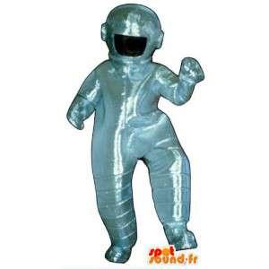 Combinazione Mascotte dell astronauta blu - costume da astronauta - MASFR003291 - Umani mascotte