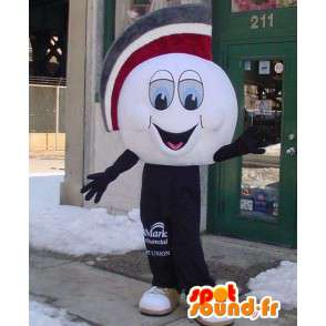 Mascot giant golf ball - Costume Ball Gulf - MASFR003359 - Sports mascot