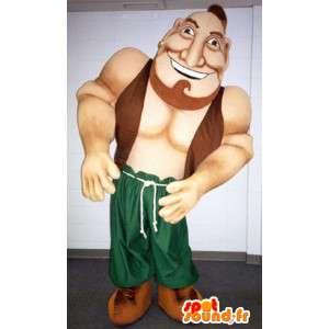 Maskottchen-Sultan - Fakir Kostüm - MASFR003368 - Menschliche Maskottchen