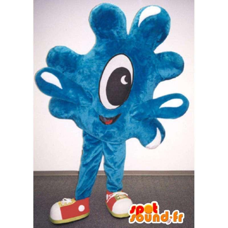 Maskottchen in Form von Wassertropfen - Kostüm Pfütze - MASFR003383 - Maskottchen nicht klassifizierte