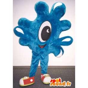 Mascotte en forme de gouttes d'eau - Costume de flaque d'eau - MASFR003383 - Mascottes non-classées
