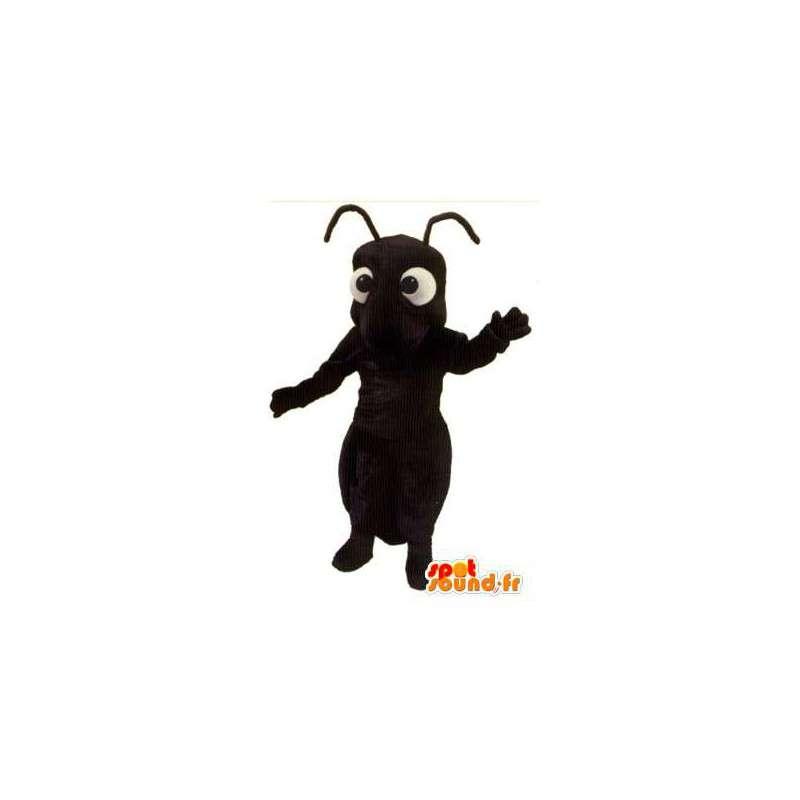 Mascotte de fourmi noire géante - Costume de fourmi - MASFR003455 - Mascottes Fourmi