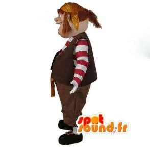 Pirate Mascot - Pirate Costume - MASFR003504 - mascottes Pirates